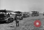 Image of Holt-Caterpillar model 75 artillery tractors France, 1918, second 5 stock footage video 65675048426