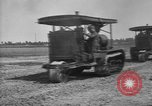 Image of Holt-Caterpillar model 75 artillery tractors France, 1918, second 8 stock footage video 65675048426