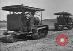 Image of Holt-Caterpillar model 75 artillery tractors France, 1918, second 10 stock footage video 65675048426