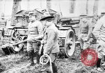 Image of 155mm long gun towed by army truck France, 1918, second 1 stock footage video 65675048427