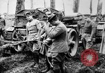 Image of 155mm long gun towed by army truck France, 1918, second 2 stock footage video 65675048427