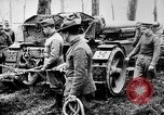 Image of 155mm long gun towed by army truck France, 1918, second 6 stock footage video 65675048427