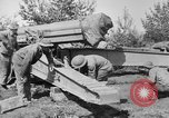 Image of Preparing 155mm gun for towing France, 1918, second 2 stock footage video 65675048429