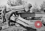 Image of Preparing 155mm gun for towing France, 1918, second 7 stock footage video 65675048429