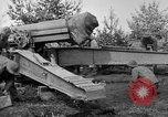 Image of Preparing 155mm gun for towing France, 1918, second 9 stock footage video 65675048429