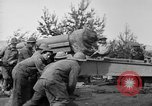 Image of Preparing 155mm gun for towing France, 1918, second 12 stock footage video 65675048429