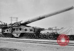Image of WWI railroad guns France, 1918, second 2 stock footage video 65675048430