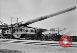 Image of WWI railroad guns France, 1918, second 5 stock footage video 65675048430
