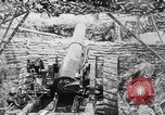 Image of Allied artillery of World War 1 France, 1918, second 1 stock footage video 65675048431