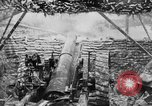 Image of Allied artillery of World War 1 France, 1918, second 2 stock footage video 65675048431