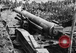 Image of Allied artillery of World War 1 France, 1918, second 4 stock footage video 65675048431