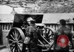 Image of Allied artillery of World War 1 France, 1918, second 7 stock footage video 65675048431