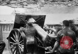 Image of Allied artillery of World War 1 France, 1918, second 8 stock footage video 65675048431