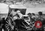 Image of Allied artillery of World War 1 France, 1918, second 9 stock footage video 65675048431