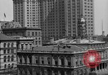 Image of Manhattan Municipal Building soon after completion New York City USA, 1918, second 4 stock footage video 65675048438