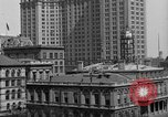 Image of Manhattan Municipal Building soon after completion New York City USA, 1918, second 5 stock footage video 65675048438