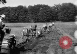 Image of rows of tractors United States USA, 1917, second 4 stock footage video 65675048439