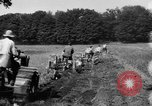 Image of rows of tractors United States USA, 1917, second 5 stock footage video 65675048439