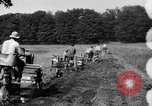Image of rows of tractors United States USA, 1917, second 6 stock footage video 65675048439