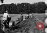 Image of rows of tractors United States USA, 1917, second 7 stock footage video 65675048439