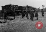 Image of Railroad deliveries to AEF logistics center in France Romorantin France, 1918, second 2 stock footage video 65675048441