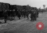 Image of Railroad deliveries to AEF logistics center in France Romorantin France, 1918, second 4 stock footage video 65675048441