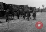 Image of Railroad deliveries to AEF logistics center in France Romorantin France, 1918, second 5 stock footage video 65675048441