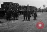Image of Railroad deliveries to AEF logistics center in France Romorantin France, 1918, second 11 stock footage video 65675048441