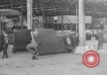 Image of DH 4 plane assembled by French women Romorantin France, 1918, second 3 stock footage video 65675048443