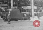 Image of DH 4 plane assembled by French women Romorantin France, 1918, second 6 stock footage video 65675048443