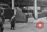 Image of DH 4 plane assembled by French women Romorantin France, 1918, second 11 stock footage video 65675048443