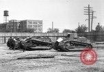 Image of Renault FT tanks Bridgeport Connecticut USA, 1918, second 2 stock footage video 65675048445