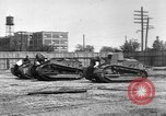 Image of Renault FT tanks Bridgeport Connecticut USA, 1918, second 3 stock footage video 65675048445