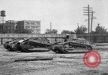 Image of Renault FT tanks Bridgeport Connecticut USA, 1918, second 6 stock footage video 65675048445