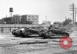 Image of Renault FT tanks Bridgeport Connecticut USA, 1918, second 10 stock footage video 65675048445