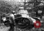 Image of Testing of Renault FT light tank at Locomobile Automobile Company  Bridgeport Connecticut USA, 1918, second 1 stock footage video 65675048446