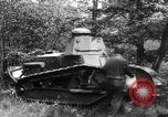 Image of Testing of Renault FT light tank at Locomobile Automobile Company  Bridgeport Connecticut USA, 1918, second 2 stock footage video 65675048446