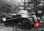 Image of Testing of Renault FT light tank at Locomobile Automobile Company  Bridgeport Connecticut USA, 1918, second 3 stock footage video 65675048446
