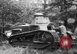 Image of Testing of Renault FT light tank at Locomobile Automobile Company  Bridgeport Connecticut USA, 1918, second 4 stock footage video 65675048446