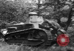 Image of Testing of Renault FT light tank at Locomobile Automobile Company  Bridgeport Connecticut USA, 1918, second 6 stock footage video 65675048446