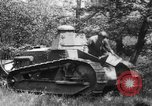 Image of Testing of Renault FT light tank at Locomobile Automobile Company  Bridgeport Connecticut USA, 1918, second 7 stock footage video 65675048446