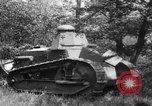 Image of Testing of Renault FT light tank at Locomobile Automobile Company  Bridgeport Connecticut USA, 1918, second 8 stock footage video 65675048446