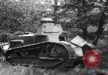 Image of Testing of Renault FT light tank at Locomobile Automobile Company  Bridgeport Connecticut USA, 1918, second 9 stock footage video 65675048446