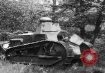 Image of Testing of Renault FT light tank at Locomobile Automobile Company  Bridgeport Connecticut USA, 1918, second 10 stock footage video 65675048446