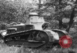 Image of Testing of Renault FT light tank at Locomobile Automobile Company  Bridgeport Connecticut USA, 1918, second 11 stock footage video 65675048446