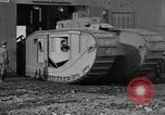 Image of Mark VIII tank testing Bridgeport Connecticut USA, 1918, second 3 stock footage video 65675048447