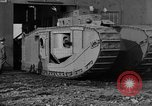 Image of Mark VIII tank testing Bridgeport Connecticut USA, 1918, second 4 stock footage video 65675048447