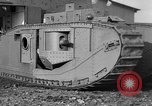 Image of Mark VIII tank testing Bridgeport Connecticut USA, 1918, second 8 stock footage video 65675048447