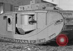 Image of Mark VIII tank testing Bridgeport Connecticut USA, 1918, second 9 stock footage video 65675048447