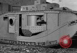 Image of Mark VIII tank testing Bridgeport Connecticut USA, 1918, second 11 stock footage video 65675048447